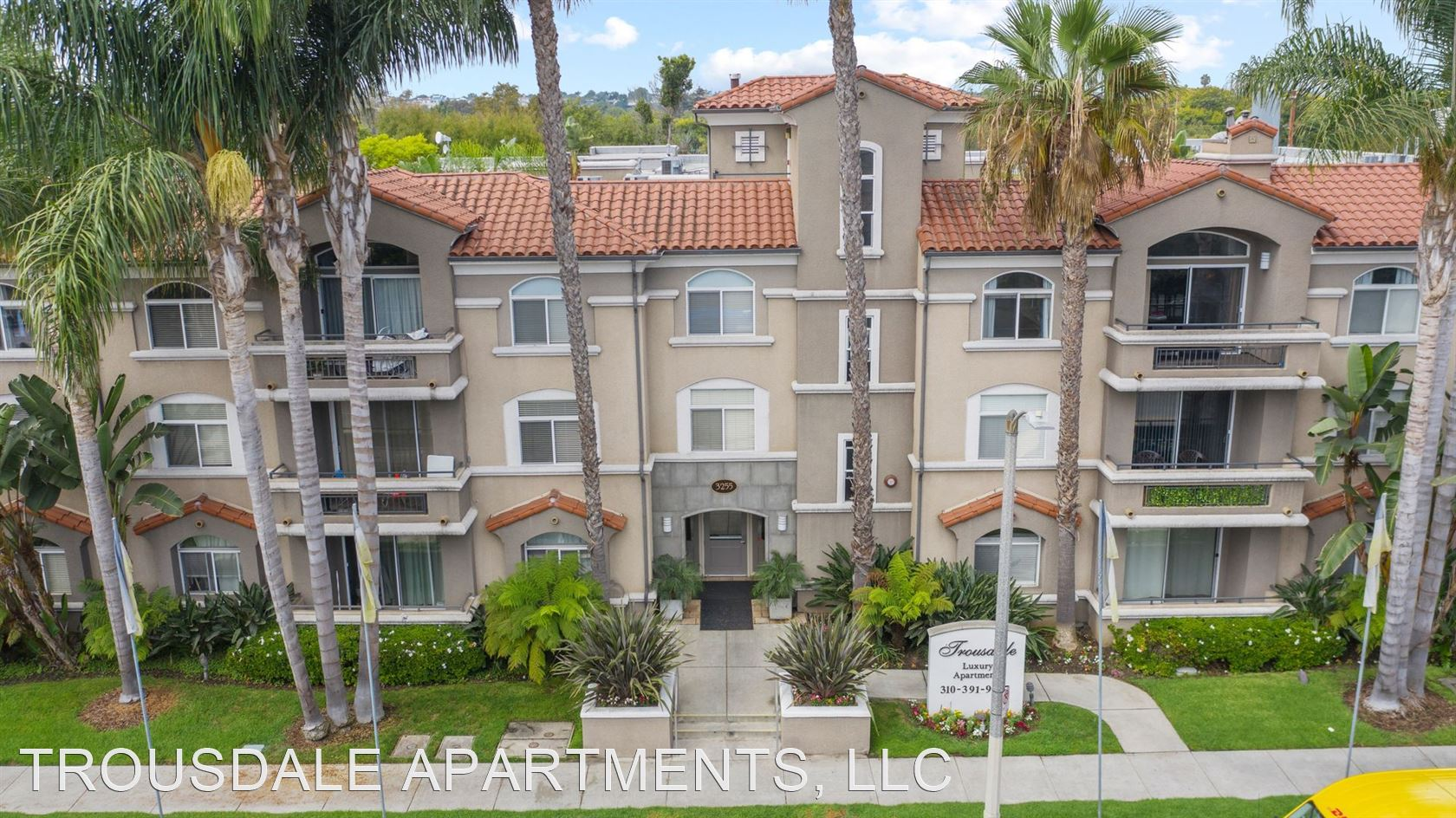 Trousdale Apartments LLC 3255 Sawtelle Boulevard
